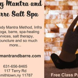 Body Mantra and Barre - Yoga - 117 Terry Rd, Smithtown, NY