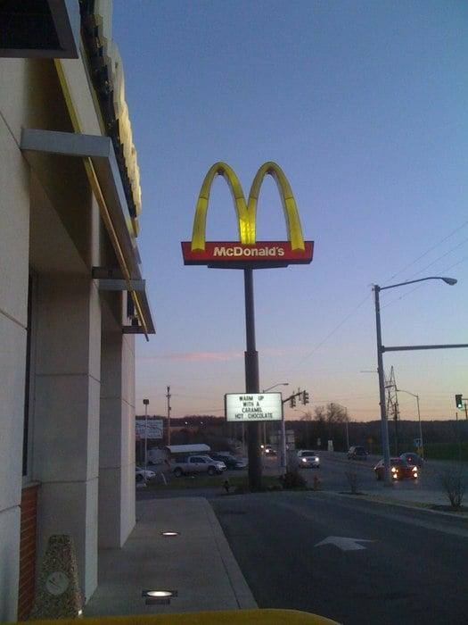 McDonald's: 309 S Broadway St, Cleveland, OK