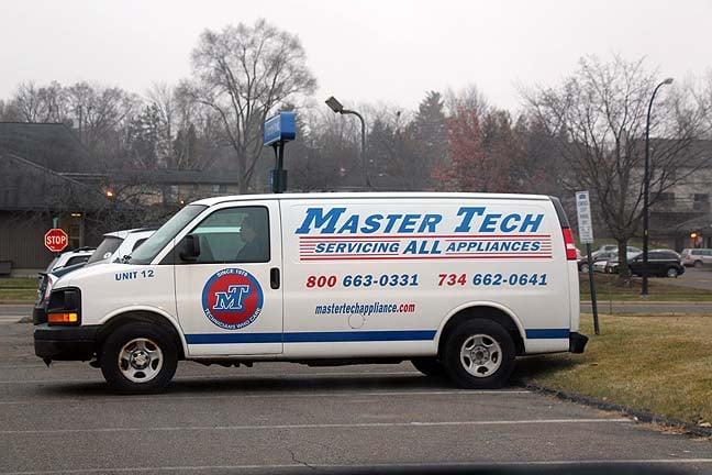 Master Tech Appliance Service Handyman 1919 Federal