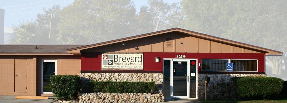 Brevard Veterinary Hospital: 329 N Cocoa Blvd, Cocoa, FL