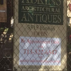 Architectural Salvage Houston | Adkins Architectural Antiques Closed 22 Photos 17 Reviews