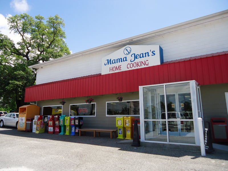 Mama Jean S Restaurant Little River Sc
