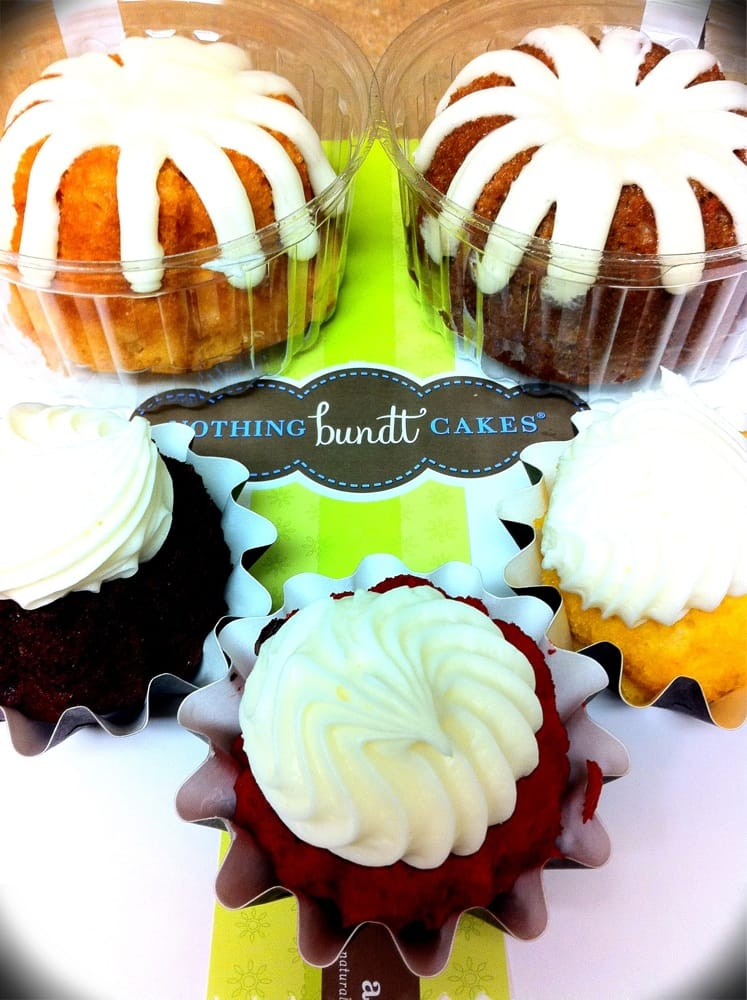 Nothing Bundt Cakes White Chocolate Raspberry