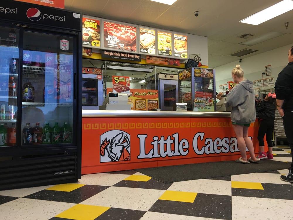 Little Caesars Pizza: 866 N Main St, Vidor, TX