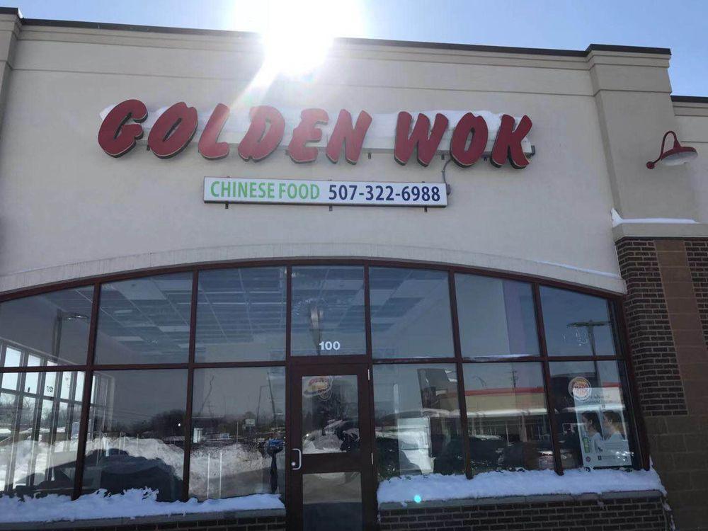 Golden Wok: 1217 Marion Rd SE, Rochester, MN