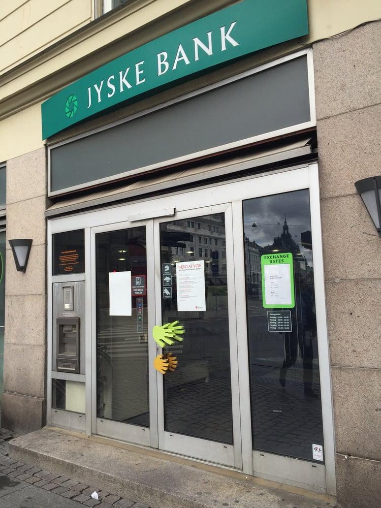 jyske bank åbningstider københavn