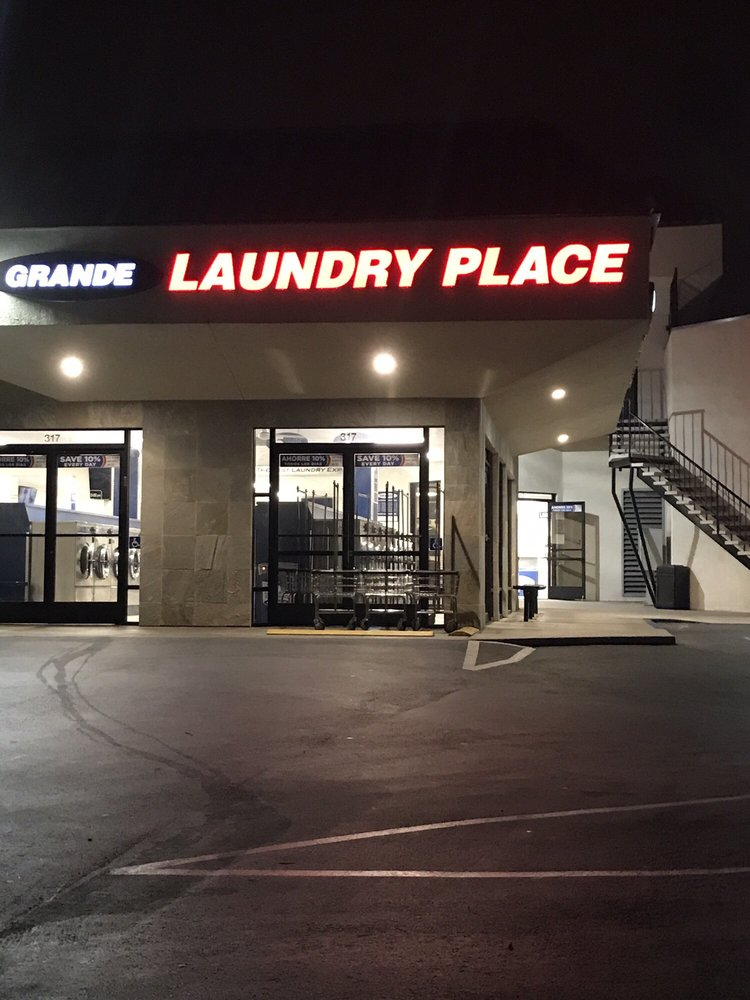 Grande Laundry Place: 317 S Rancho Santa Fe Rd, San Marcos, CA