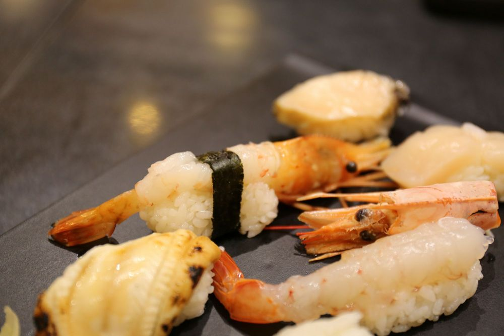 Sushizanmai Tsukiji