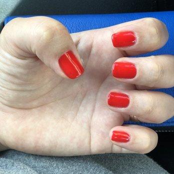 Savvy Nails And Spa Woodland Ca