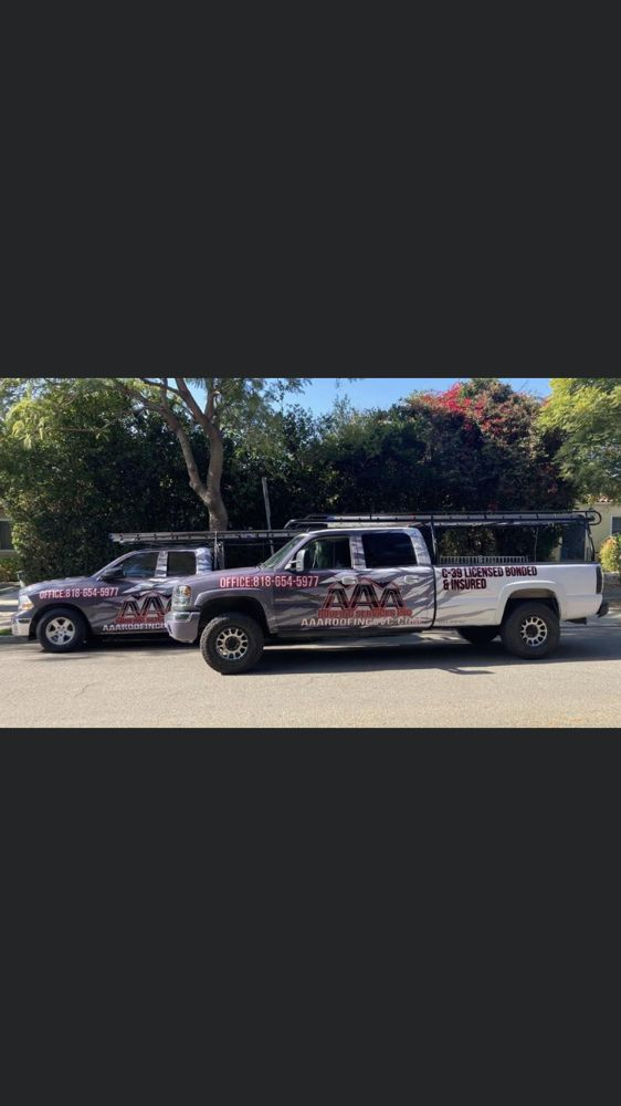 AAA Roofing Services