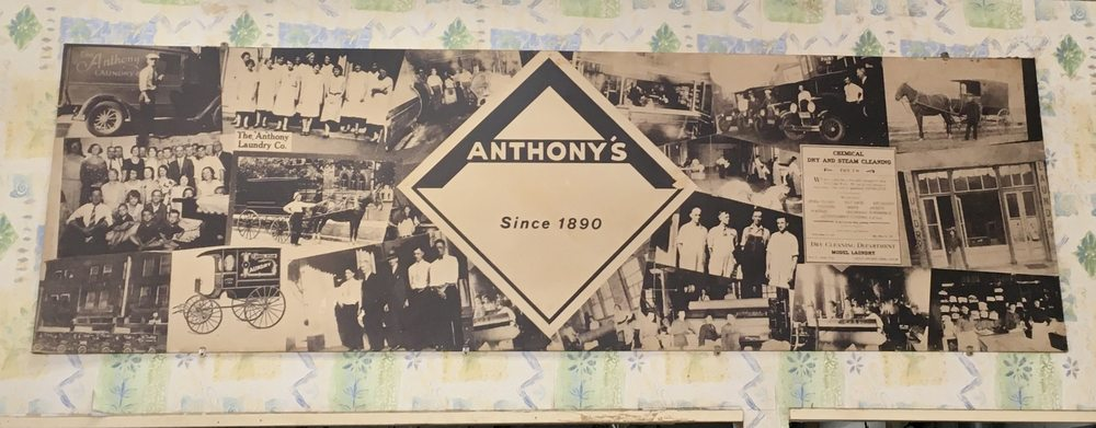 Anthonys Cleaners: 10400 Reading Rd, Cincinnati, OH