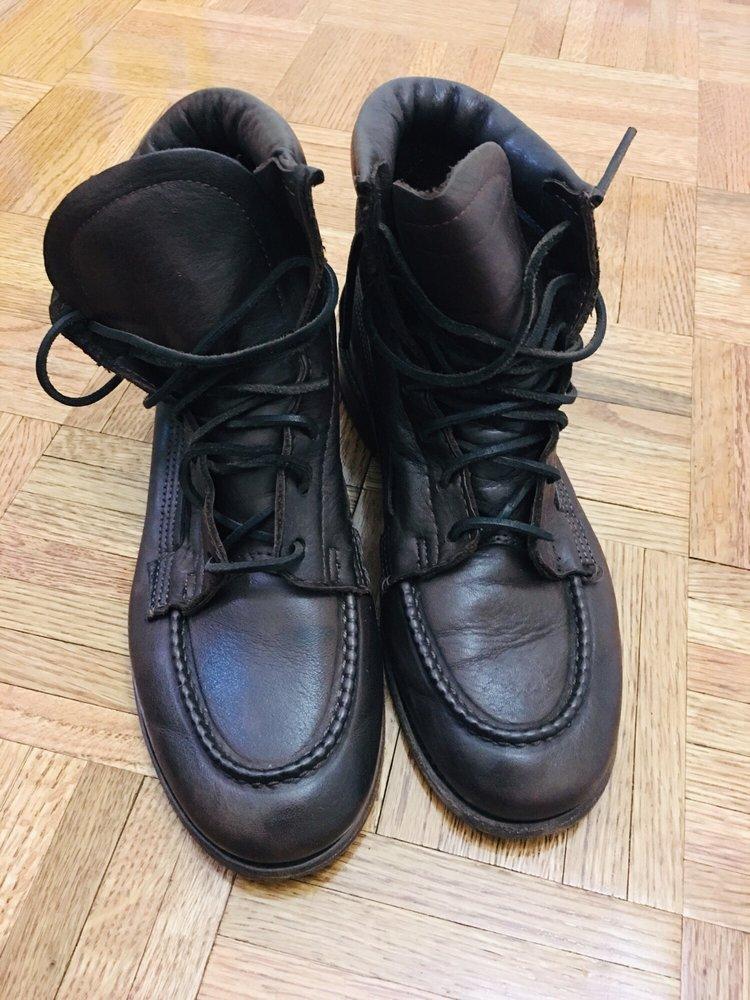Izzi Shoe Repair: 320 Church Ave, Brooklyn, NY