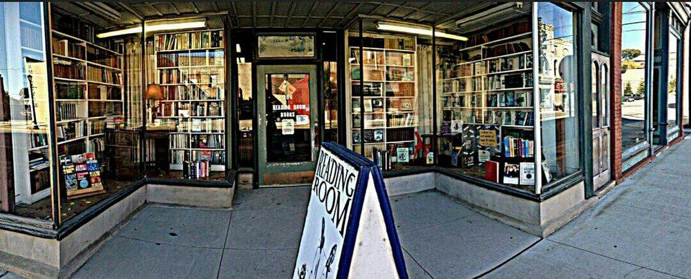 Reading Room Books: 264 S Wabash St, Wabash, IN