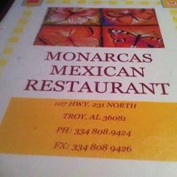 Mexican Food Troy Al