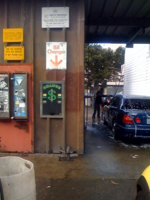 Cheapest Car Wash San Francisco