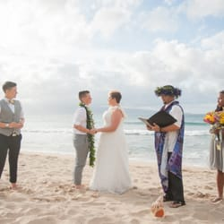 Photo Of Simple Maui Wedding Wailuku Hi United States