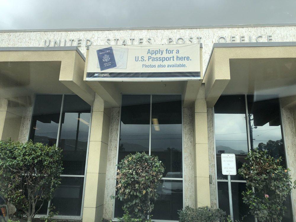 US Post Office: 110 W 6Th St, Azusa, CA