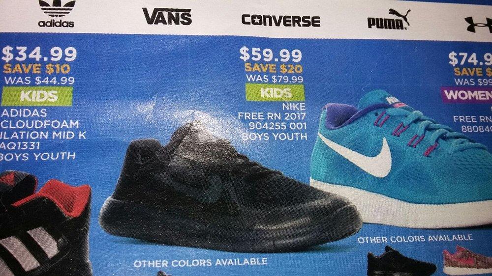7c9264805606 Finish Line - 20 Reviews - Shoe Stores - 251 Stonewood St
