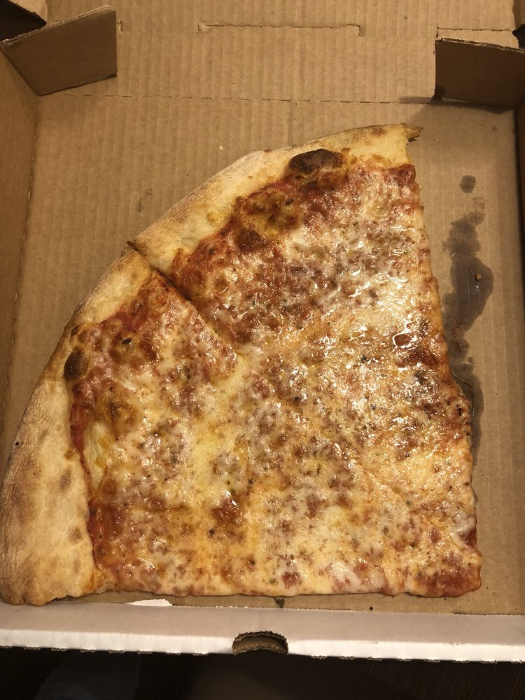 Food from The Big Slice