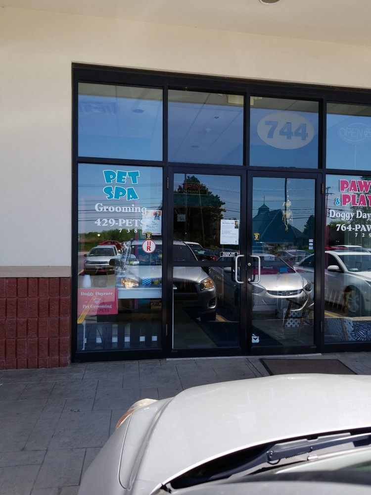 Pet Spa Grooming & Paws & Play Daycare: 744 Elmgrove Rd, Rochester, NY