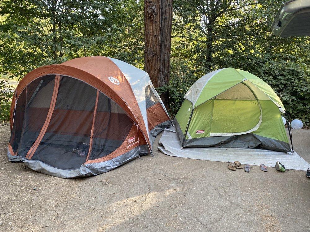 Spring Cove Camp Ground: Bass Lake, CA