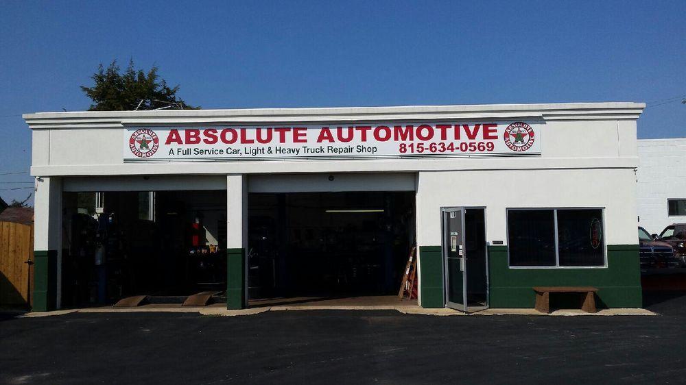 Absolute Automotive: 700 S Broadway St, Coal City, IL