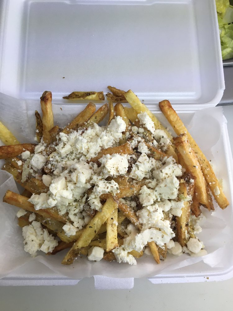 Greek On the Go Foodtruck: Levittown, NY