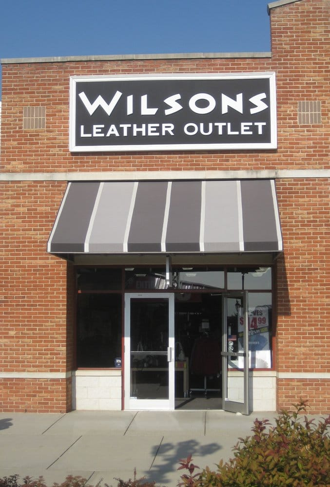 Wilsons Leather Outlet: 241 Fort Evans Rd NE, Leesburg, VA