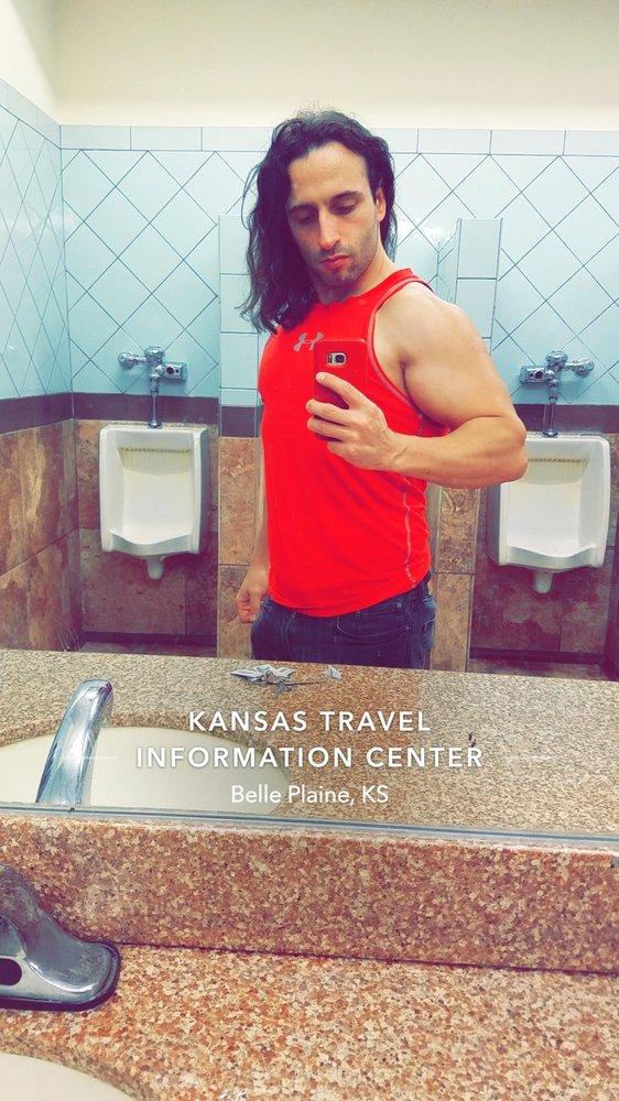 Kansas Travel Information Center: 770 N I-35, Belle Plaine, KS