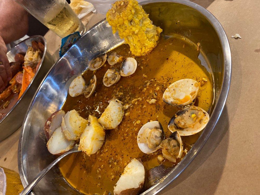 Red Crab Seafood: 790 SW Saint Lucie W Blvd, Port Saint Lucie, FL