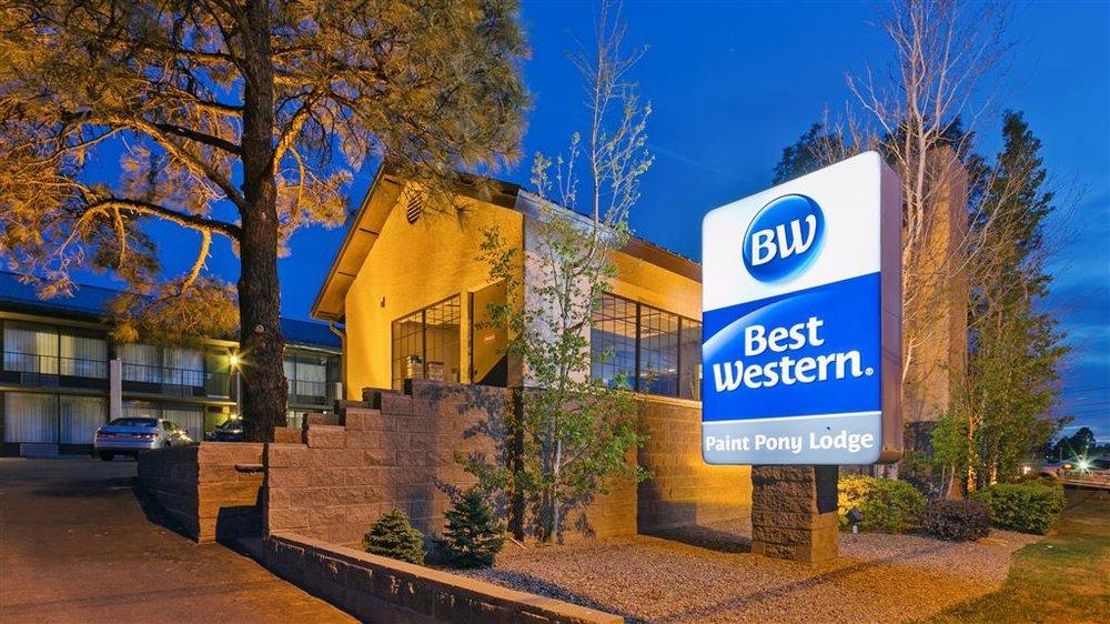 Best Western Paint Pony Lodge: 581 W Deuce Of Clubs, Show Low, AZ