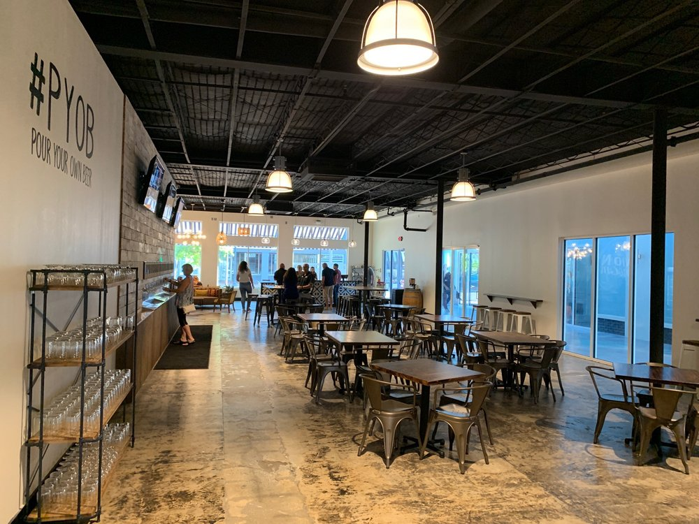 Union Taproom: 245 W Central Ave, Winter Haven, FL