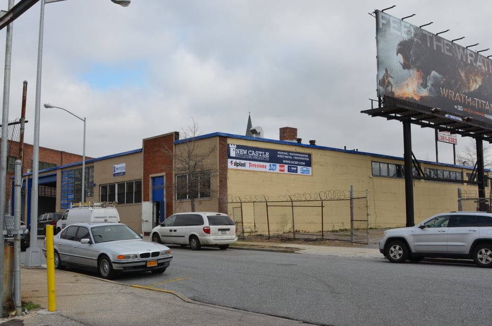 New Castle Building Products Long Island City Ny