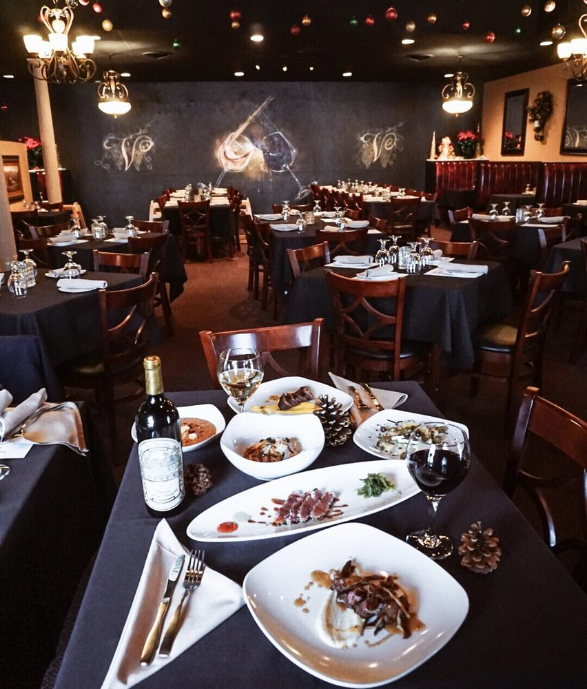 Valentino's Italian Grill: 185 S Broadway St, Lake Orion, MI