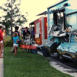 The Daily City's Food Truck Bazaar - Lake Nona - Food Trucks