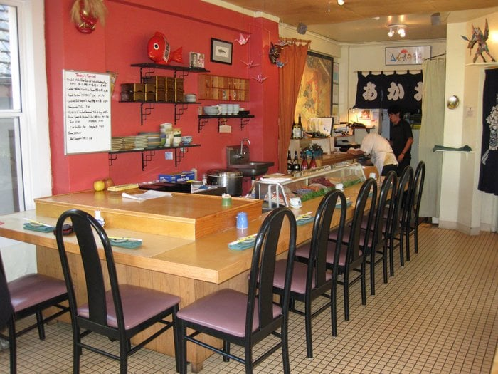 A Local Favorite For Industry Folk And Avid Eaters Alike This Little No Frills Dining E Serves Authentic Artful Sushi That Is Both Delicate