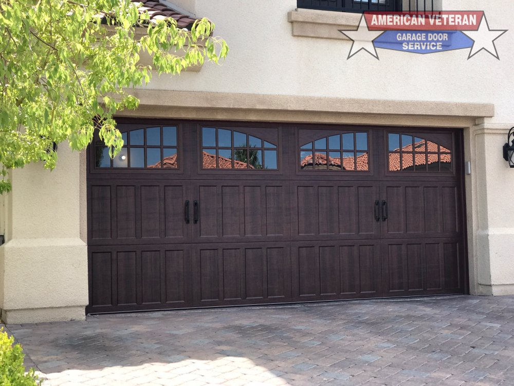 Ordinaire Amarr Garage Door Classica Tuscany With Deco Hardware   Yelp