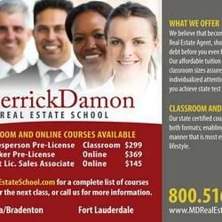 Merrickdamon Real Estate School Real Estate Services 2435 N