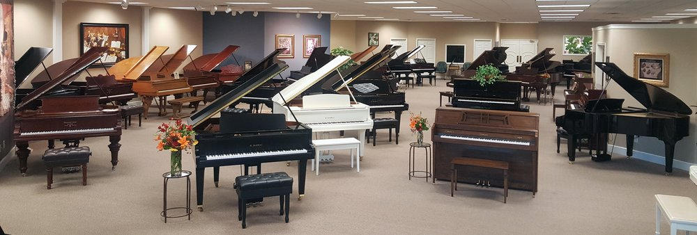 Mid-America Piano: 241 Johnson Rd, Manhattan, KS