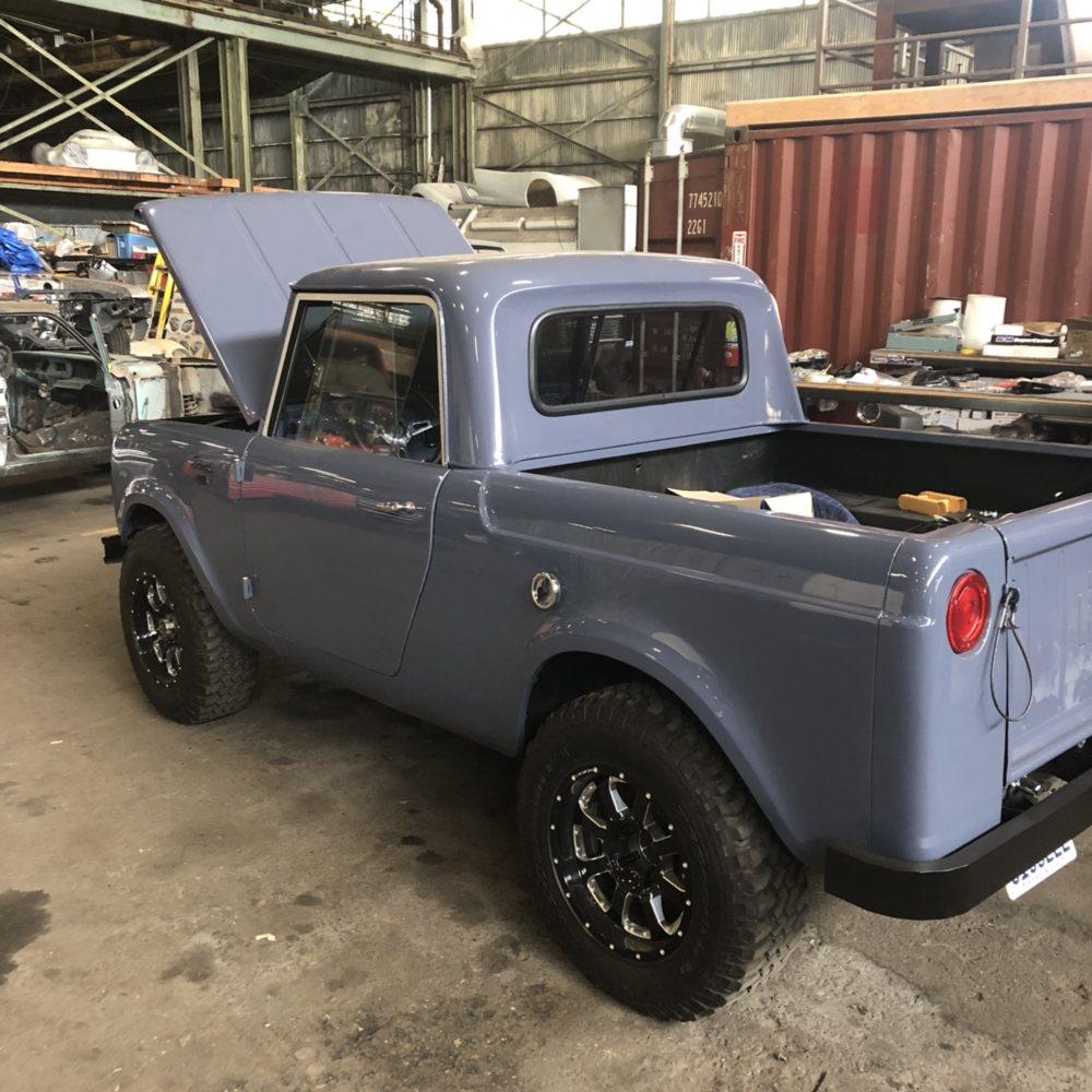 Driven Garage