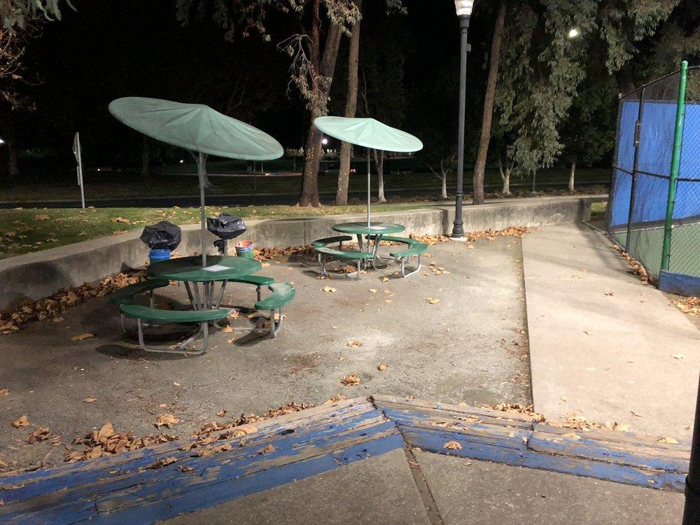 Refugio Valley Park - Tennis Courts: 1324 Refugio Valley Rd, Hercules, CA