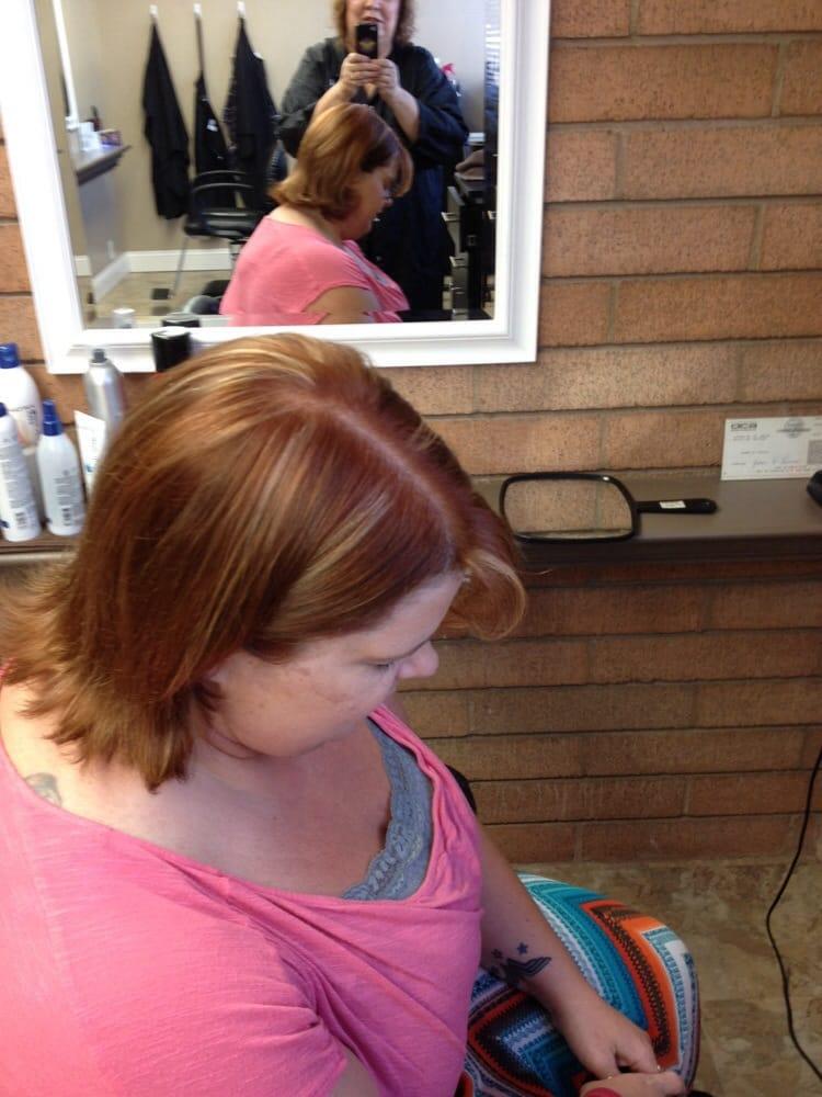 Second street salon kappers 746 2nd st santa rosa ca for 2nd street salon