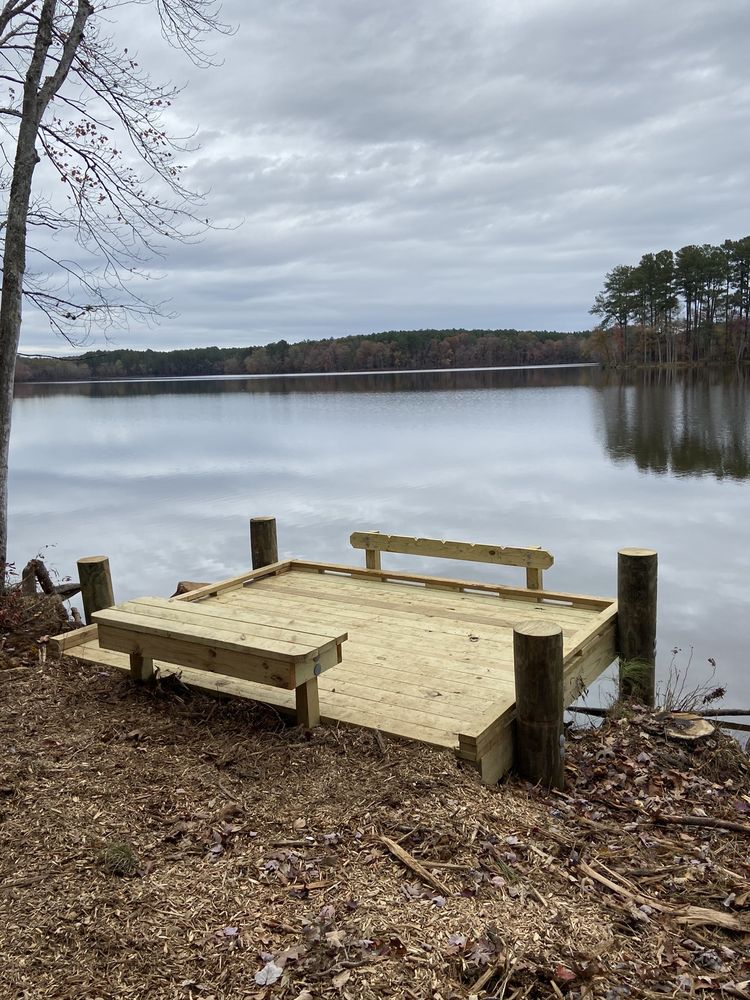 Lake Rogers Park: 1716 N Carolina 56, Creedmoor, NC