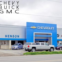 Henson Chevrolet Buick Gmc Auto Repair 201 N May St