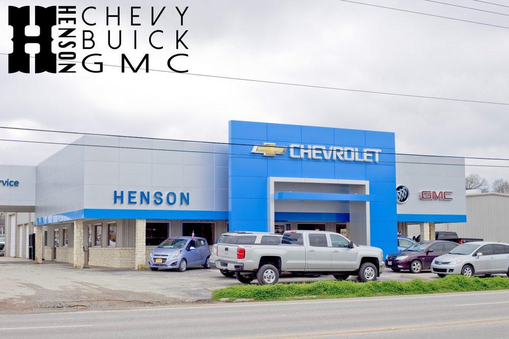 Henson Gmc Madisonville >> Henson Chevrolet Buick GMC - Garages - 201 N May St, Madisonville, TX, United States - Phone ...