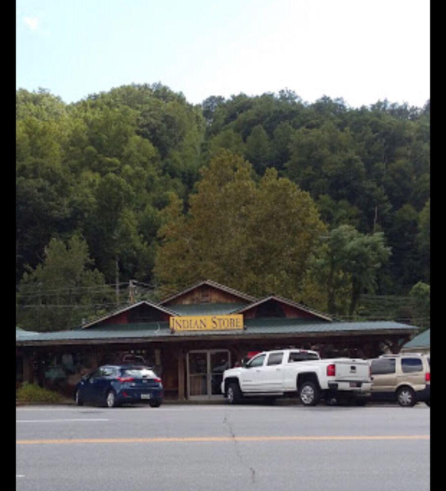Indian Store: 1016 Tsalagi Rd, Cherokee, NC