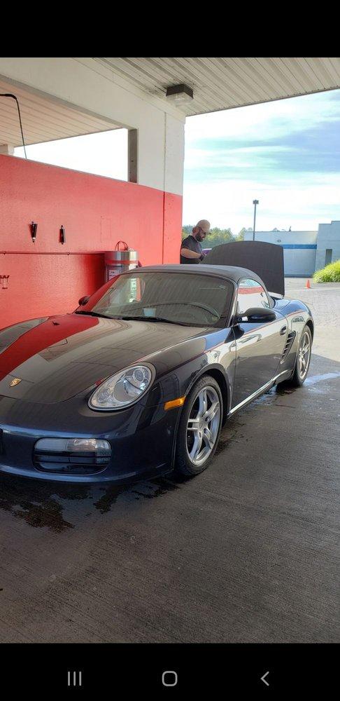 Red Carpet Car Wash: 231 Valley Center Pl, Sequim, WA