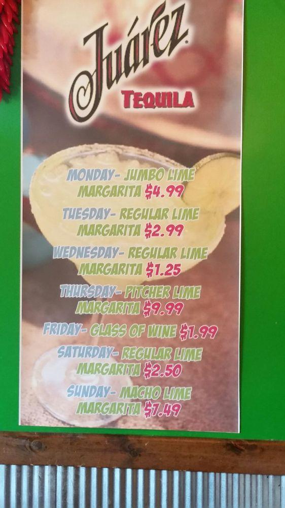 Machete Mexican Cuisine & Bar: 1215 Spotsylvania St, New Athens, IL