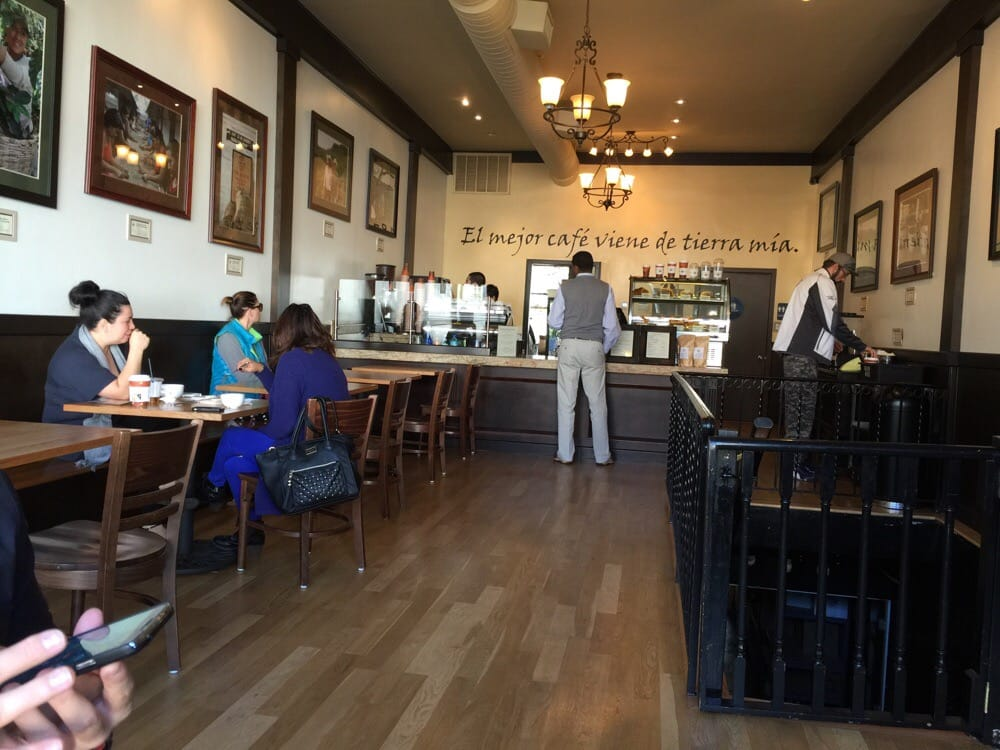 Tierra Cafe Los Angeles Ca