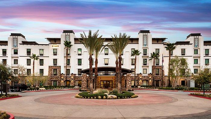 Bear Springs Hotel: 27959 Highland Ave, Highland, CA
